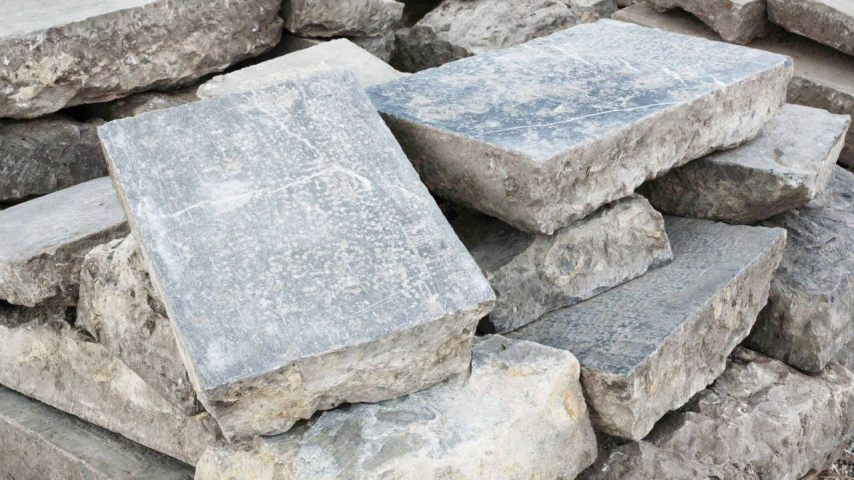 Inkoop stenen